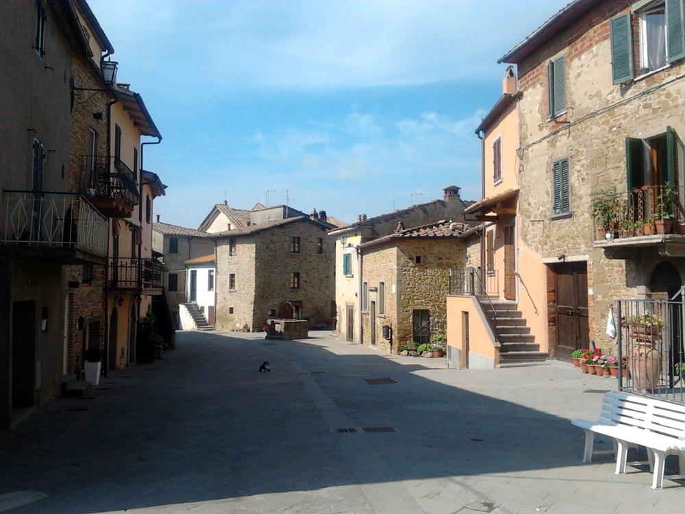 Piazza Alta